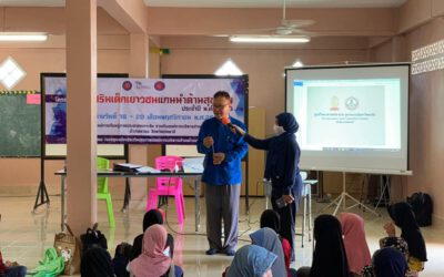 Halal Science & Nutrition Kids Camp@ Kohchan Pattani